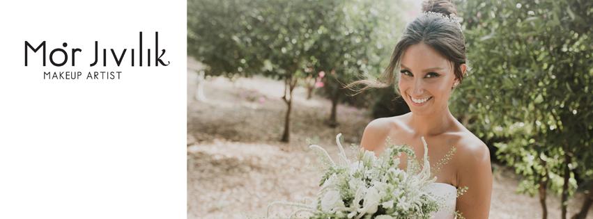 WedReviews - איפור כלות, מאפרת לחתונה - מור ז'ביליק