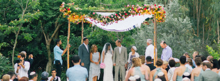 WedReviews - גני אירועים ומקומות לחתונה - ביער גן ארועים
