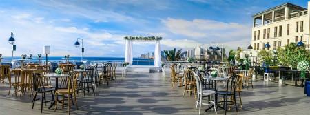 WedReviews - גני אירועים ומקומות לחתונה - בית על הים
