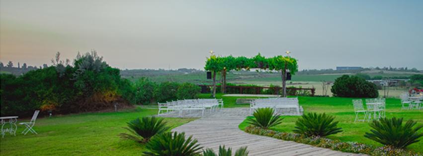 WedReviews - גני אירועים ומקומות לחתונה - האחוזה - בית חנן - גן ארועים