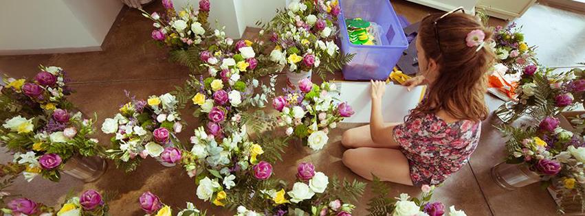 WedReviews - סידורי פרחים - פרחנית   עיצוב פרחים ואירועים