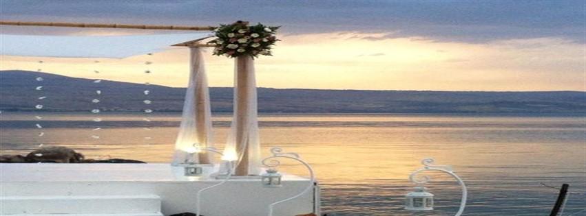 WedReviews - גני אירועים ומקומות לחתונה - חוף גרין בכנרת