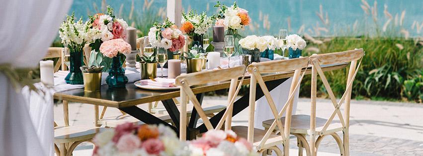 WedReviews - סידורי פרחים - R&S עיצוב והפקת אירועים