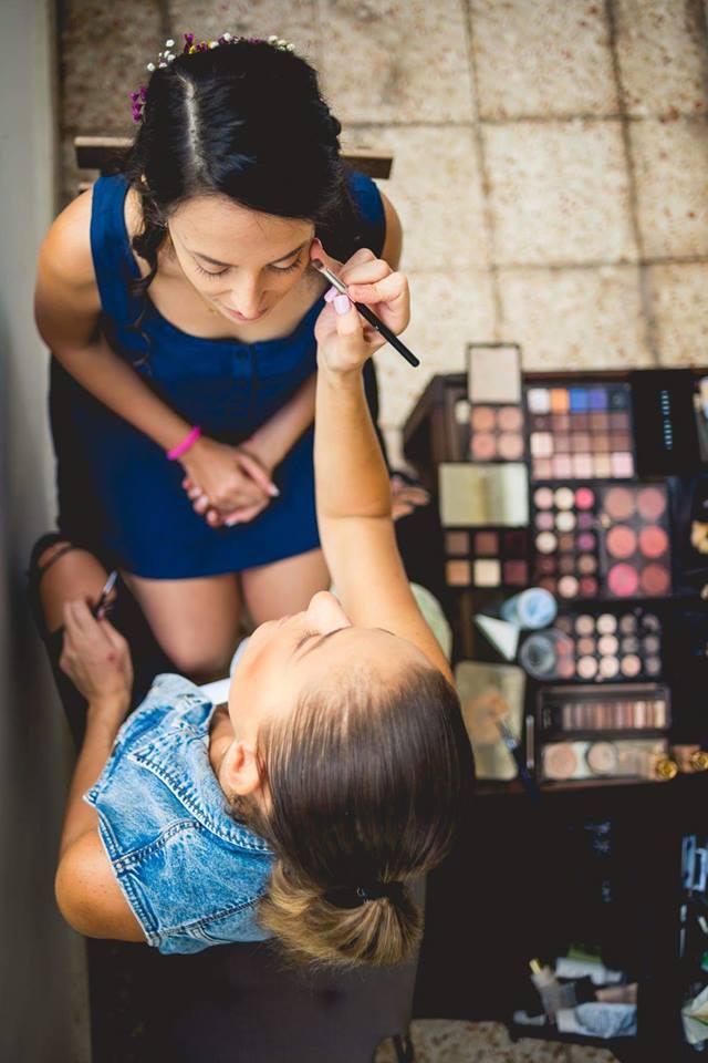 WedReviews - איפור כלות, מאפרת לחתונה - עדי רודיק | איפור ועיצוב שיער