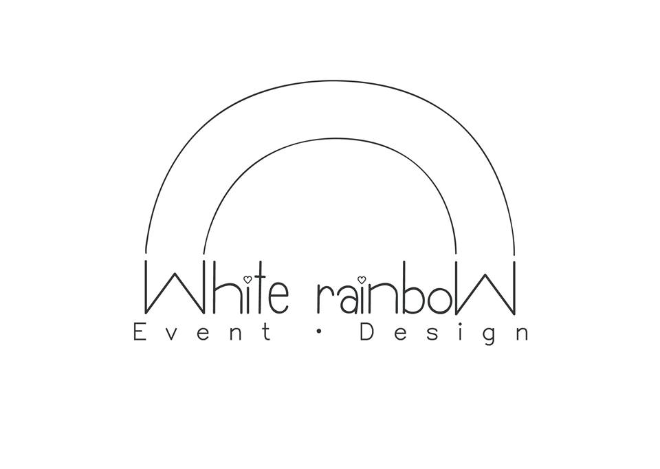 WedReviews - סידורי פרחים - white rainbow
