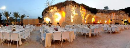 WedReviews - גני אירועים ומקומות לחתונה - המערה בבית גוברין