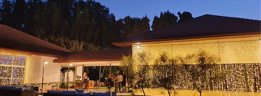 WedReviews - גני אירועים ומקומות לחתונה - הבית בשרון