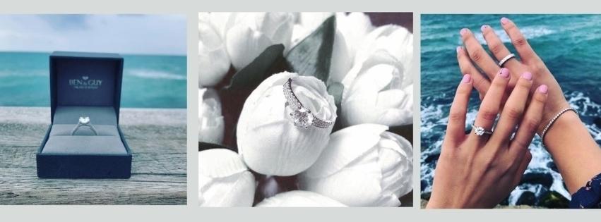 WedReviews - מעצבי טבעות, טבעות נישואין - בן וגיא תכשיטים | Ben&Guy; Jewelers