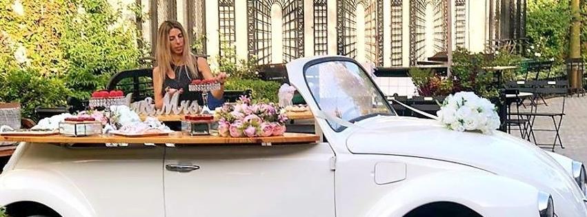 WedReviews - קייטרינג לחתונה - Katy Nahon Sweet Beetle
