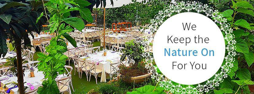 WedReviews - גני אירועים ומקומות לחתונה - עין חמד