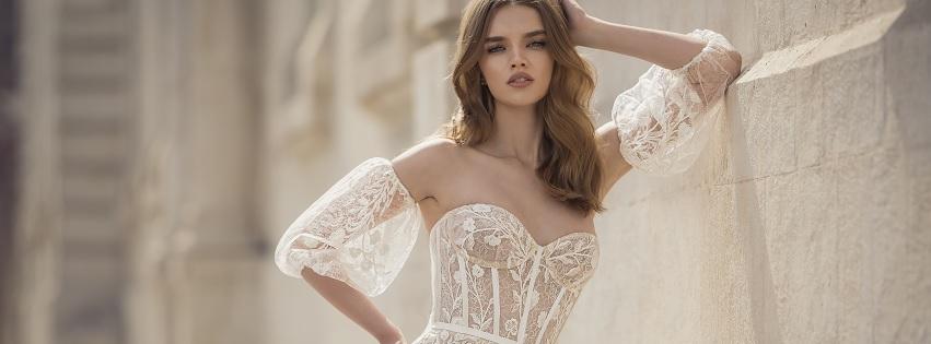WedReviews - שמלות כלה - ערבה פולק | Arava Polak