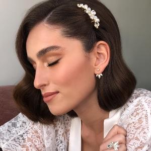 WedReviews - תכשיטים - דנה מנצור | The Lady Bride