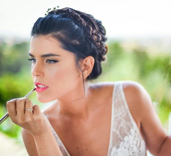 WedReviews - איפור כלות, מאפרת לחתונה - ליאט בן שמשון אמנית איפור ועיצוב תסרוקות