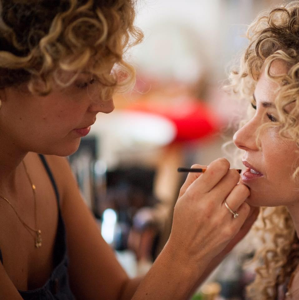 WedReviews - איפור - הדר גרינברג | Hadar Grinberg makeup artist
