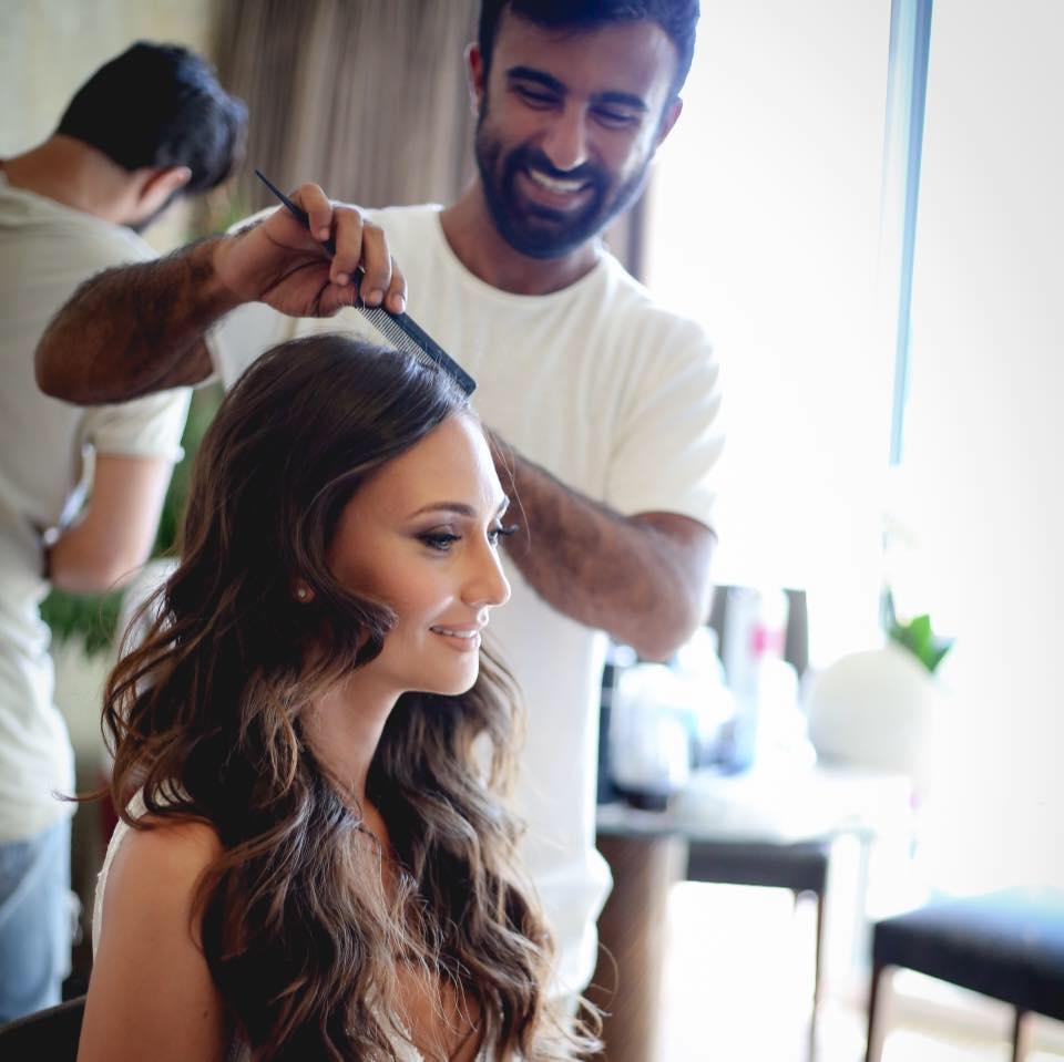 WedReviews - עיצוב שיער - בועז עוזרי | Boaz Ozeri hair styling