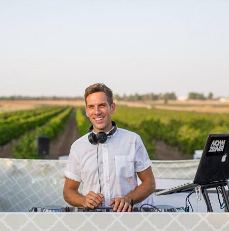 WedReviews - Dj לחתונה - נעם צלנר |  DJ Noam Zellner